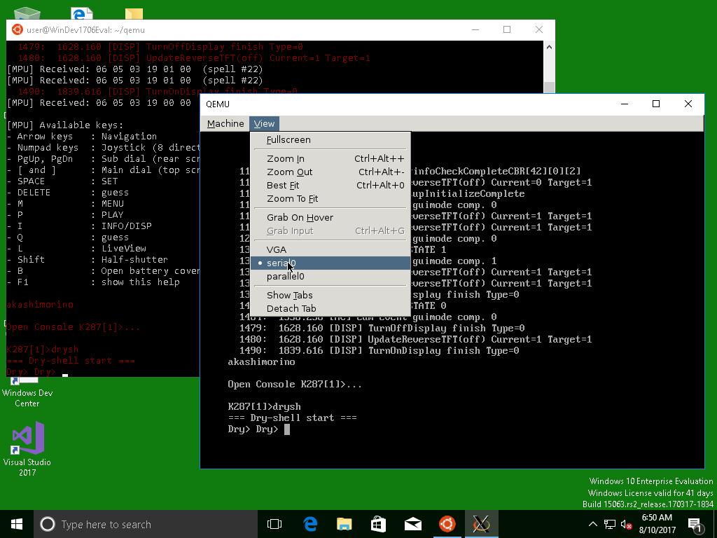 Compiling Magic Lantern on Windows 10 (using its Linux